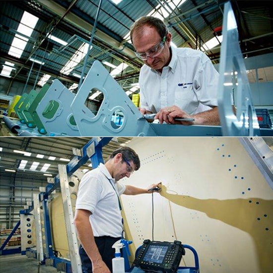 GKN Aerospace delivers innovative Clean Sky wing structure