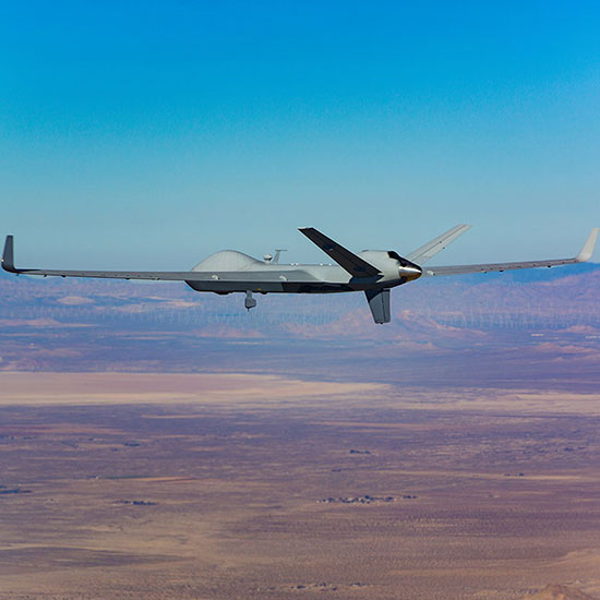 General Atomics Aeronautical selects GKN Aerospace fuel systems for Predator B MQ-9B aircraft