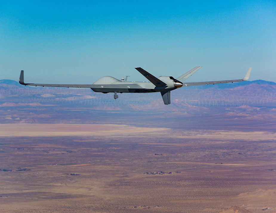 MQ-9B Remotely Piloted Aircraft (RPA)