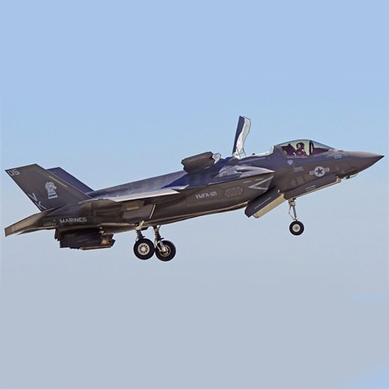 GKN Aerospace's Fokker business selected for F-35 landing gear maintenance