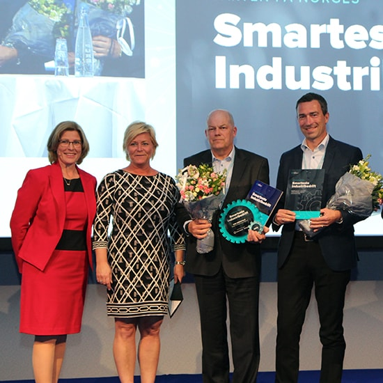 GKN Aerospace named smartest industrial company in Norway