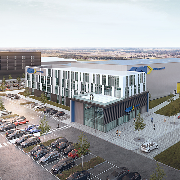 GKN Aerospace announces new £32m Global Technology Centre in Bristol