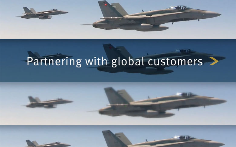 A global footprint to support aerospace innovation