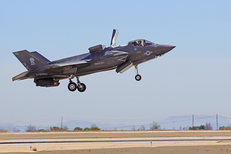 GKN Aerospace receives order to increase production of F-35 bulkheads