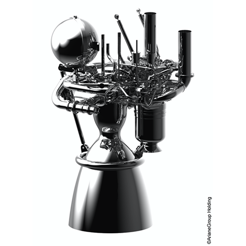GKN Aerospace wins contract from ArianeGroup for ground-breaking additively manufactured rocket engine turbines