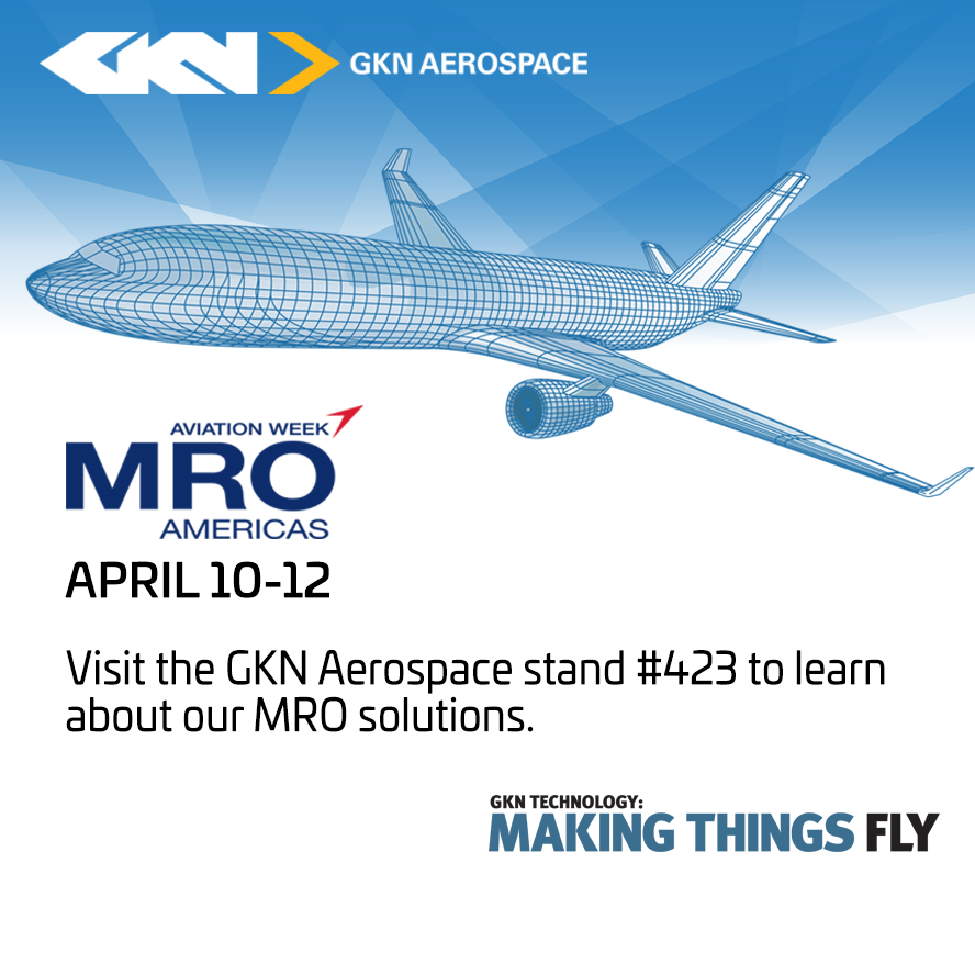 Visit us at the MRO Americas in Orlando, Florida