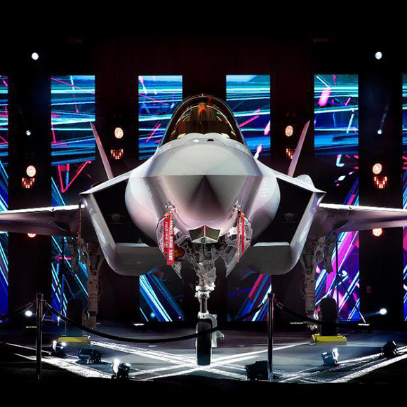 GKN Fokker and Lockheed Martin Aeronautics Collaborating on Future F-35 Long Term Agreement