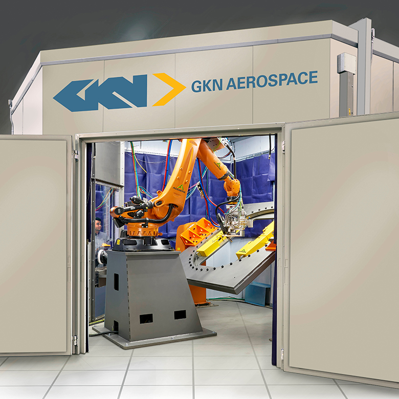 GKN Aerospace opens world's largest additive manufacturing pilot production cell at Oak Ridge National Laboratory