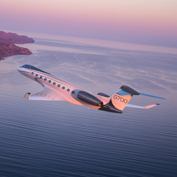 GKN Aerospace named key supplier for all-new Gulfstream G700 business jet