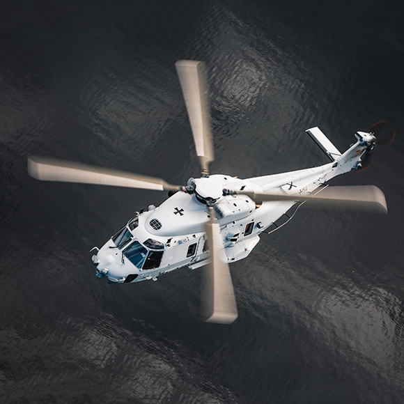 NH90 helicopter sale to Germany strengthens GKN Aerospace's defence portfolio
