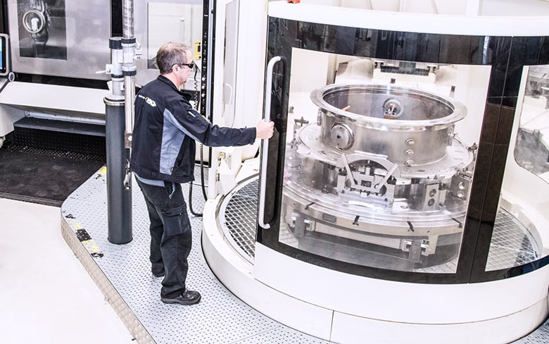 Working at GKN Aerospace