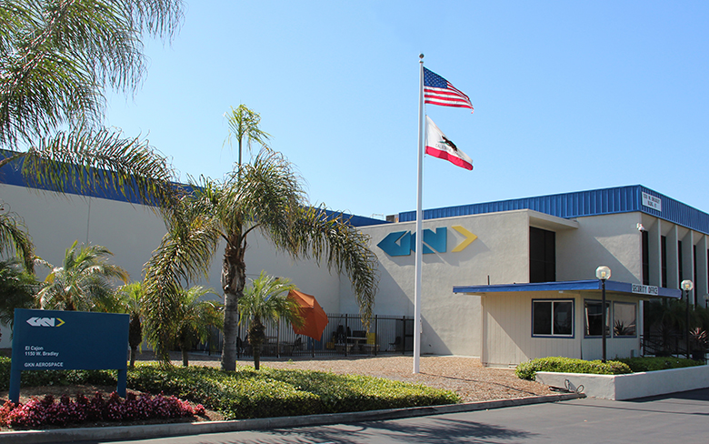 suppliers americas gkn aerospace