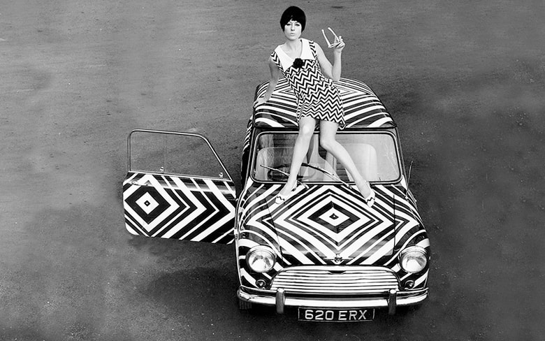 Mini – the icon of the swinging sixties
