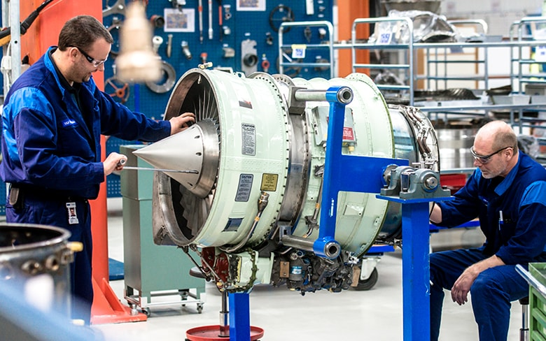 GKN Aerospace in Europe